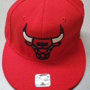 Chicago Bulls Baseball Hat